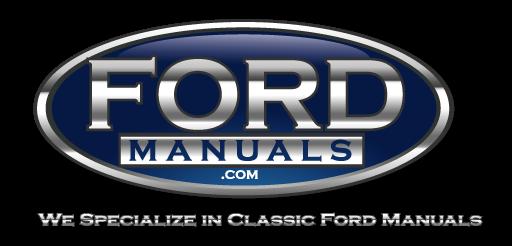 FordManuals.com Retail Website